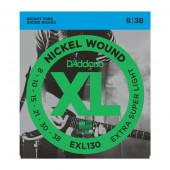 D`Addario EXL130