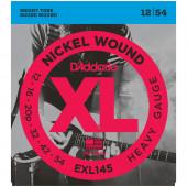 D`Addario EXL145